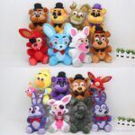 Peluches de five nights at freddys