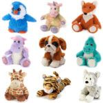 Peluches warmies